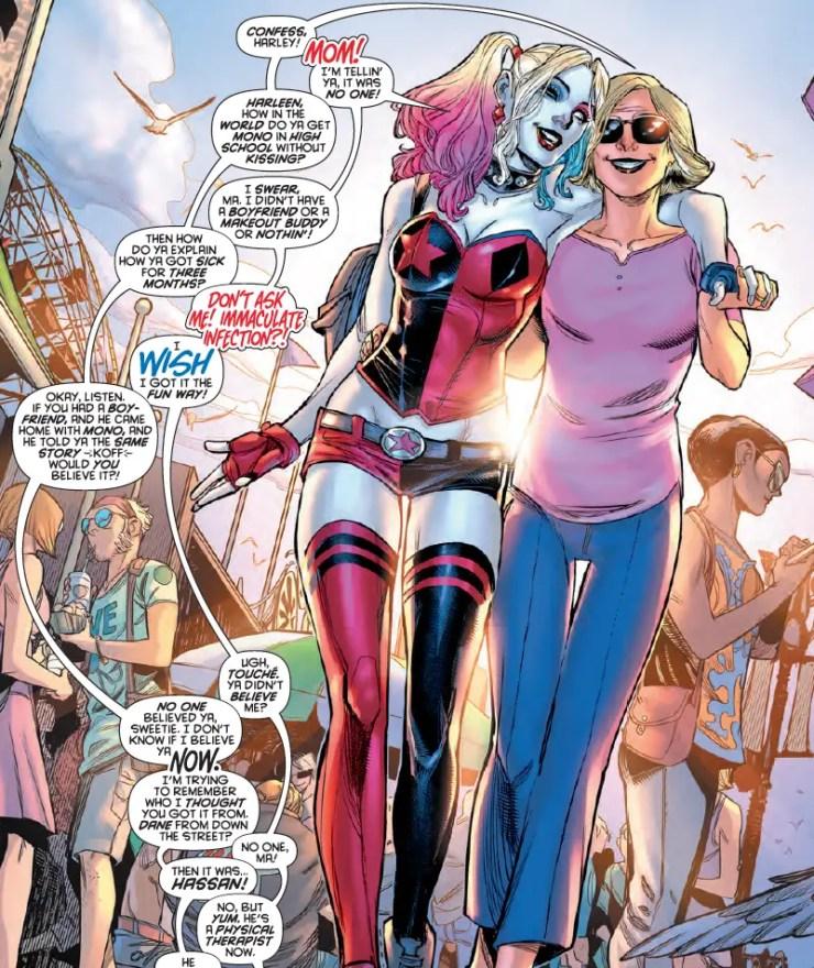 Harley Quinn #50 Review