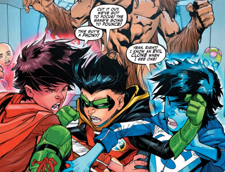 Adventures of the Super Sons #3 Review