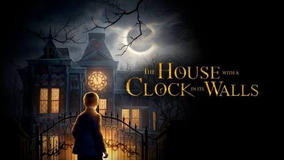 Is The House With a Clock in Its Walls the next big family film?