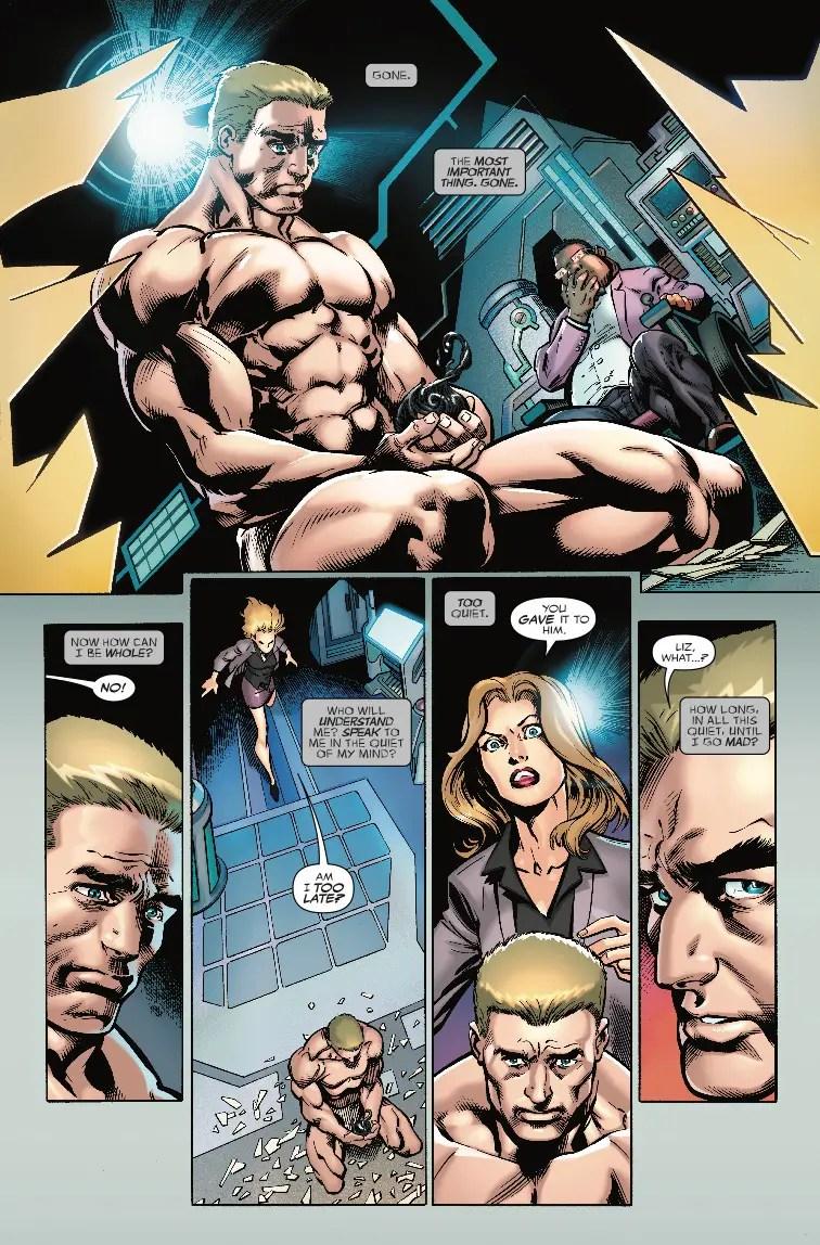 Venom: First Host #3 Review