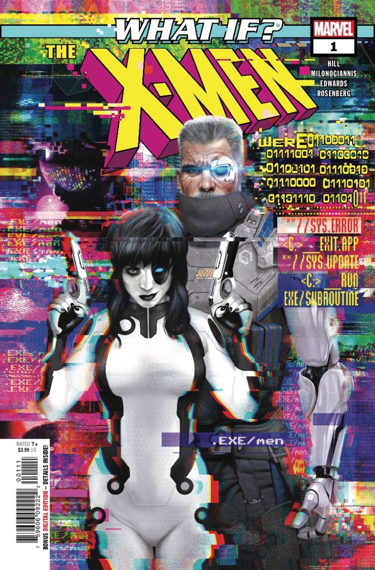 Marvel Preview: What If? X-Men #1