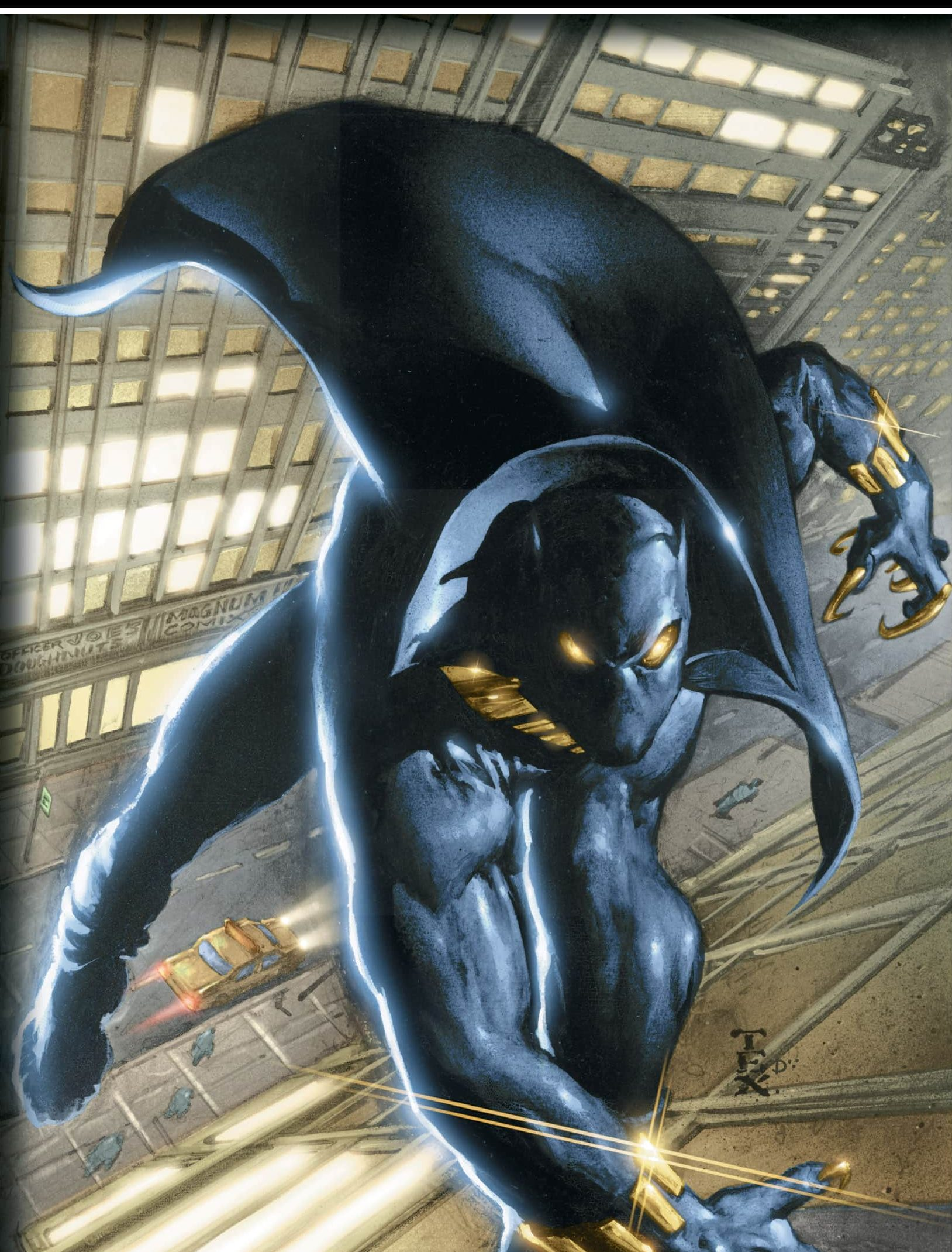 'Marvel Knights Black Panther: The Client' review: Action packed, exciting, and cool