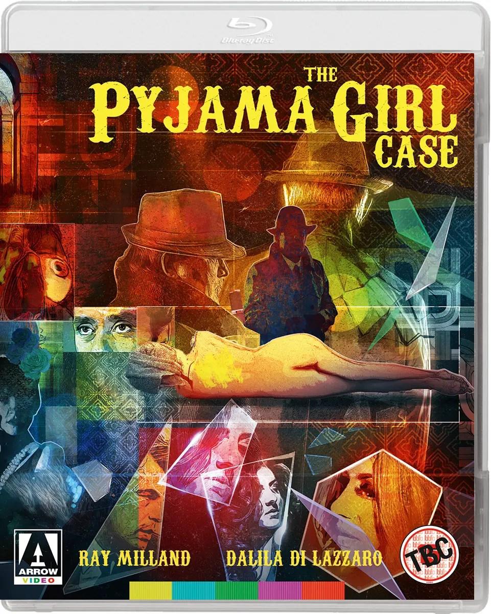 'The Pyjama Girl Case' Blu-ray review: Shockingly weird and original