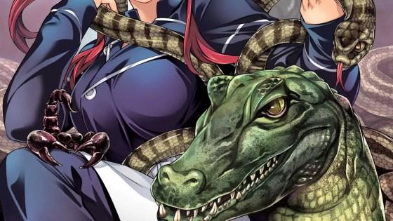 Food Wars!: Shokugeki no Soma Vol. 26 Review