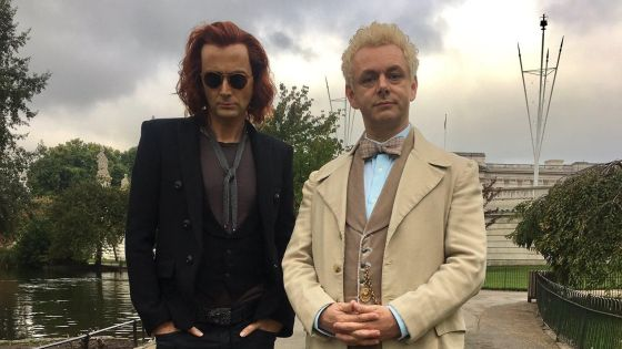 Amazon Prime Video bringing Good Omens, The Man in the High Castle, Lore and The Boys to NYCC