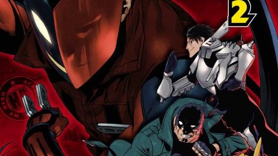 My Hero Academia: Vigilantes Vol. 2 Review