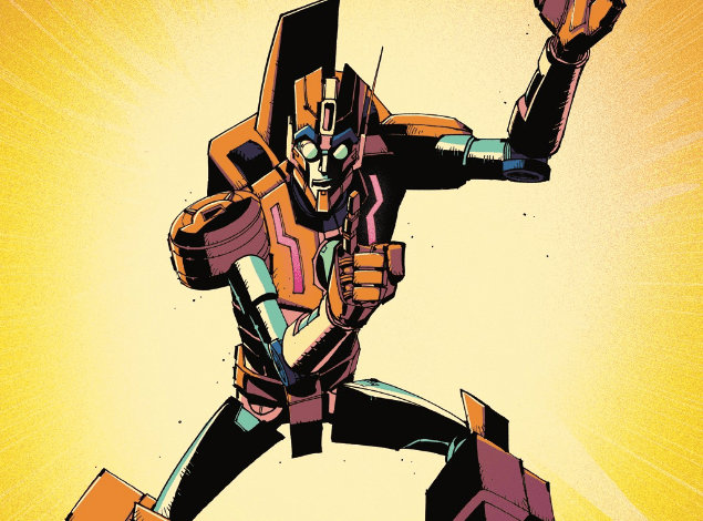 Transformers: Lost Light #24 review