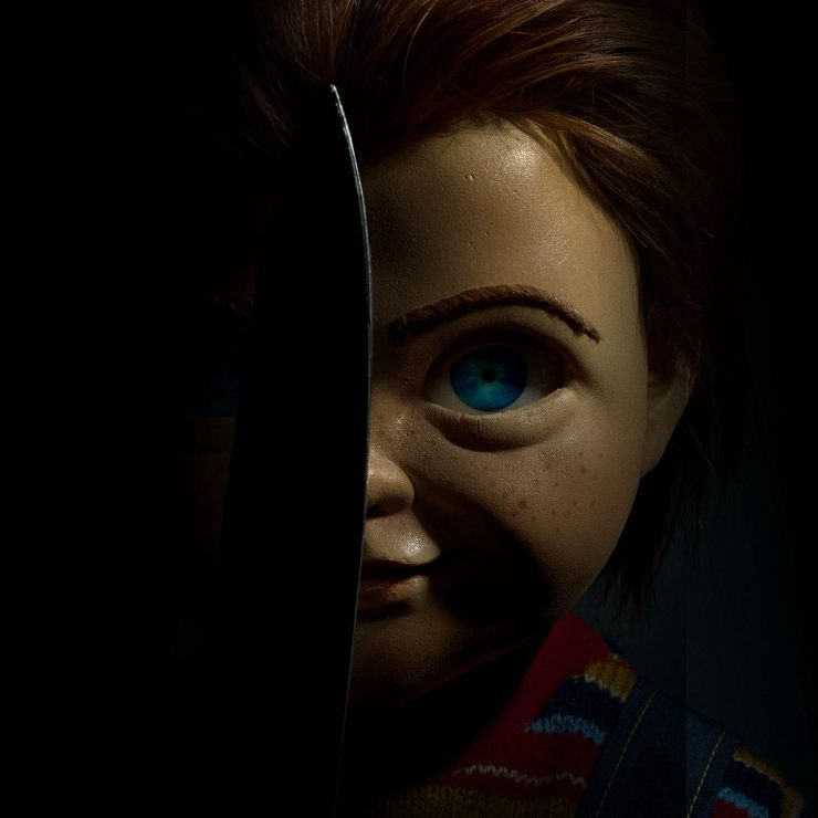 First look at new Chucky from 'Child's Play' remake