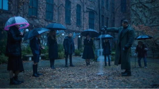 The complete first season of The Umbrella Academy will be available to stream on Netflix beginning Feb. 19, 2019.