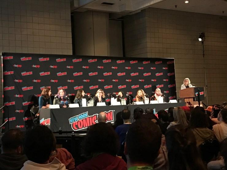 NYCC 2018: Star Wars: Women of the Galaxy celebrates the leading ladies of the galaxy far, far away