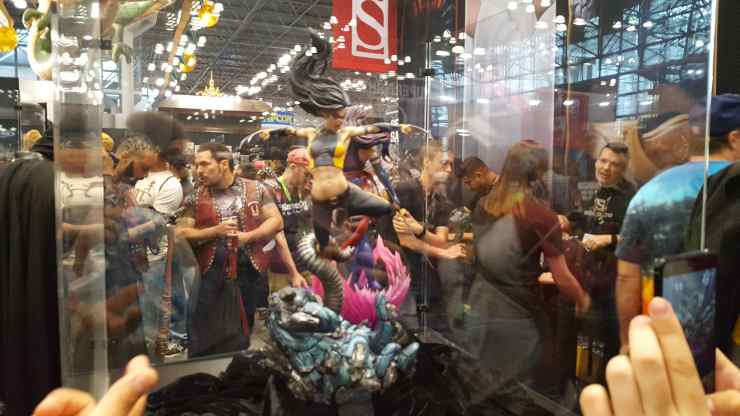 Sideshow Collectibles at NYCC 2018: New X-23, Spider-Man, Magneto and LIFE-SIZED Venom