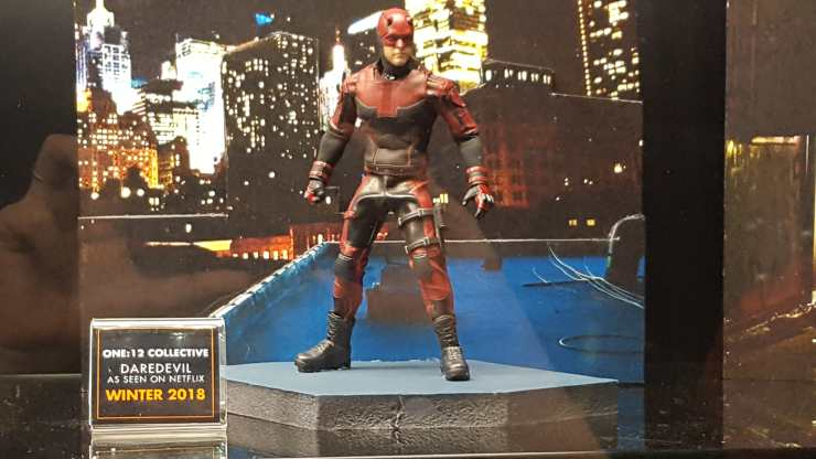 Marvel reveals and looks from Mezco Toyz at NYCC 2018