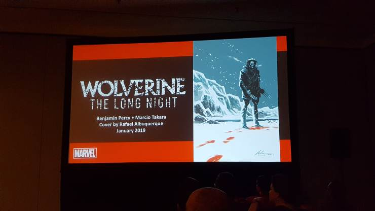 """""""Scripted podcast"""" 'Wolverine:  The Long Night' is coming to comics [NYCC 2018]"""