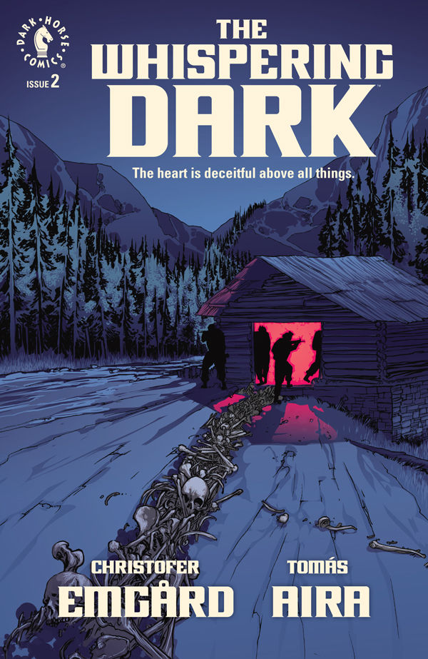 [EXCLUSIVE] Dark Horse Preview: The Whispering Dark #2