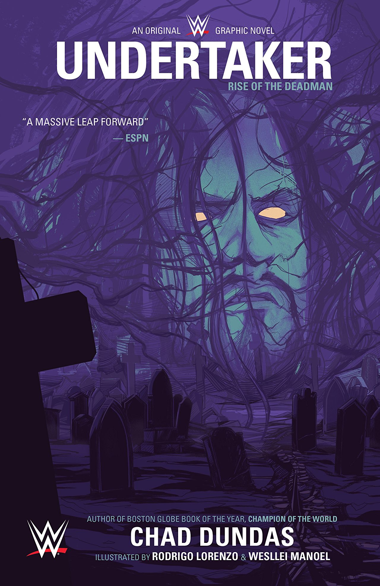 'WWE Original Graphic Novel: Undertaker' review: A fitting tale for a true legend