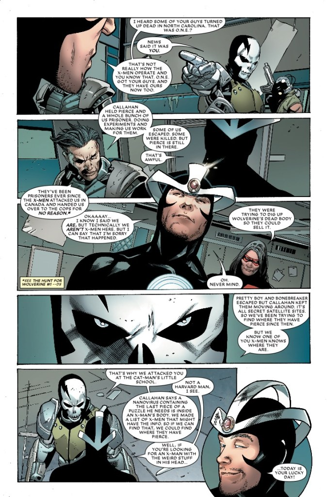 Astonishing X-Men # 16 Review: The enemy of my enemy