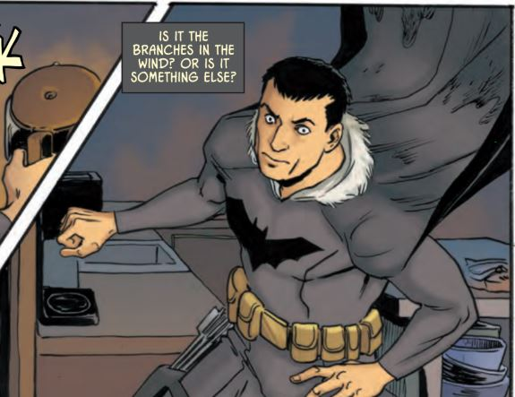 Batman Secret Files #1 Review