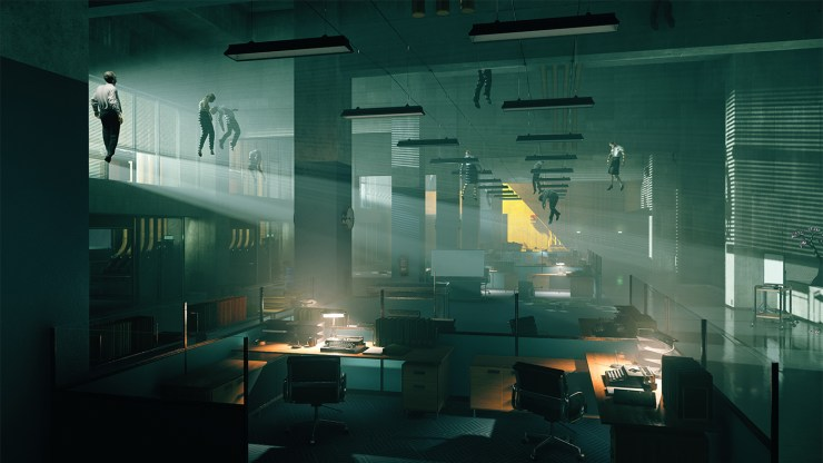 NYCC 2018: Remedy's Control is looking like a stellar hallucinogenic, sandbox style action game
