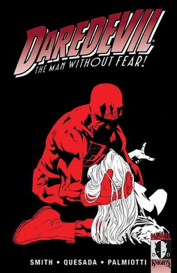 Joe Quesada wants to do one more Daredevil story -- with Mike Mignola [NYCC 2018]