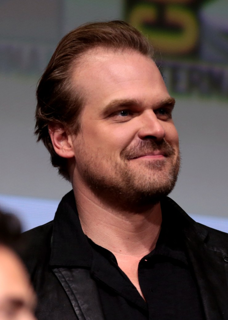 NYCC 2018: Hellboy panel with David Harbour and Mike Mignola