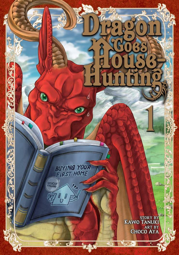 Dragon Goes House-Hunting Vol. 1 Review