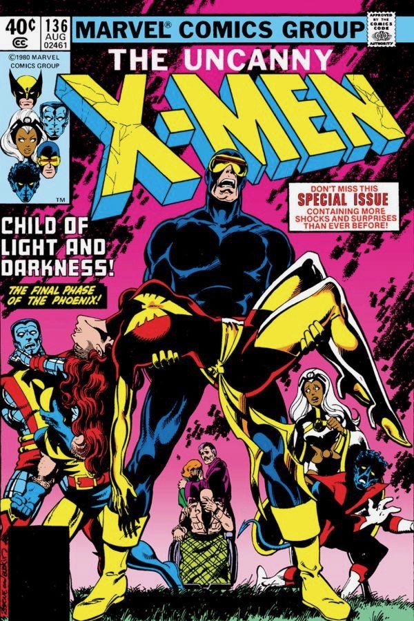 Judging by the Cover - Our favorite Uncanny X-Men covers