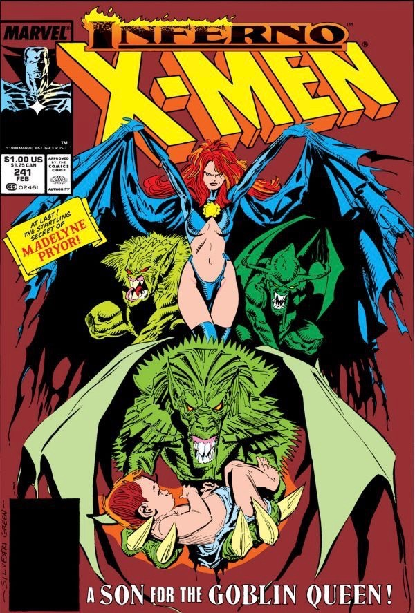 Judging by the Cover - Our favorite X-Men event covers