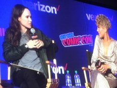 NYCC 2018: Ellen Page, Mary J. Blige, and the rest of the cast give Comic Con a first look at 'The Umbrella Academy'