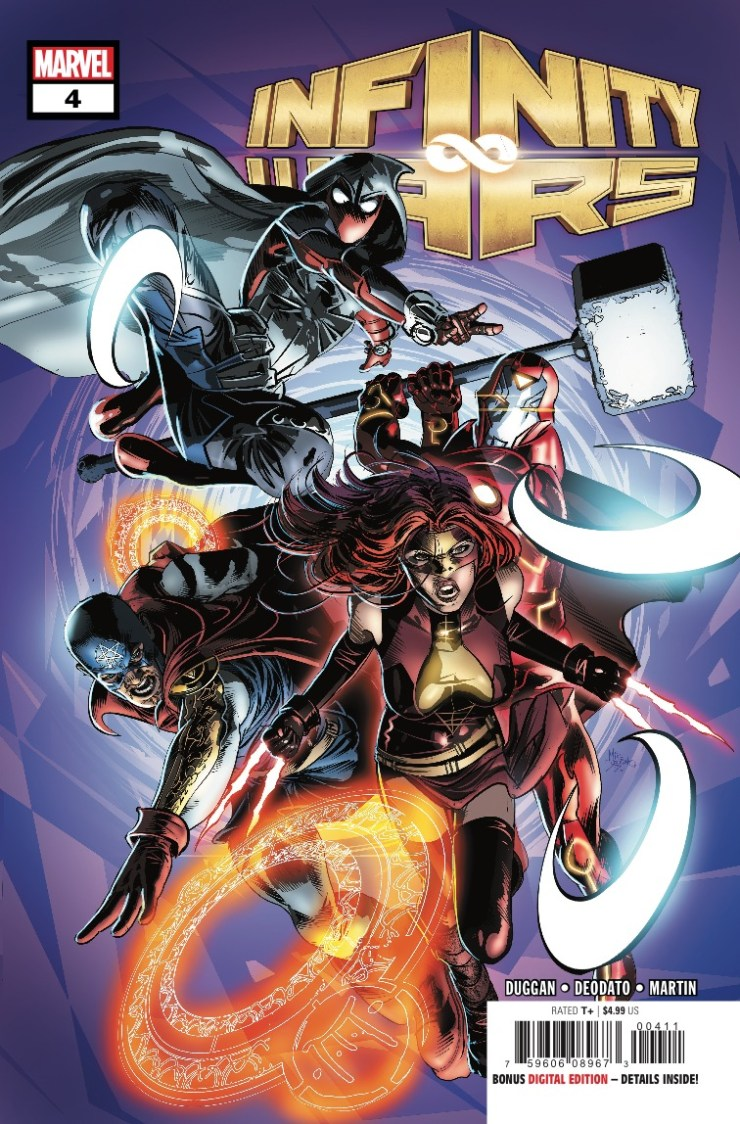Marvel Preview: Infinity Wars #4