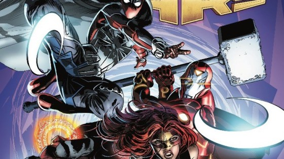 The weirdest Infinity Warp yet is revealed in 'Infinity Wars' #4