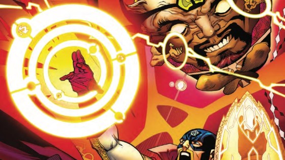 Infinity Wars: Soldier Supreme #2 Review