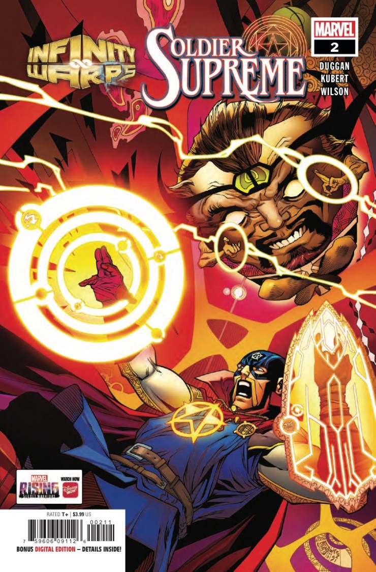 Marvel Preview: Infinity Wars: Soldier Supreme #2