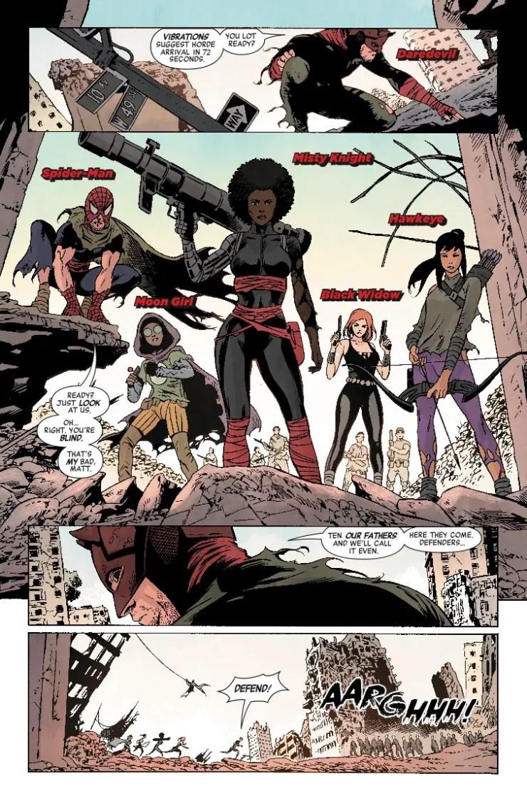 Marvel Preview: Marvel Zombie #1
