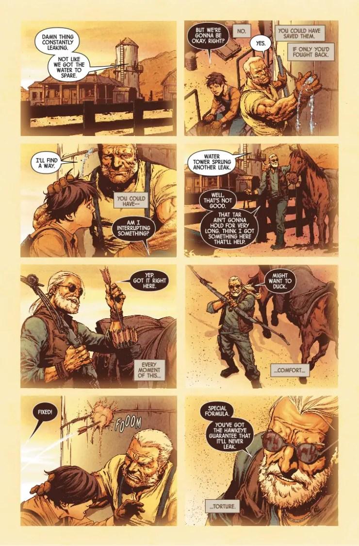 Marvel Preview: Old Man Logan #49