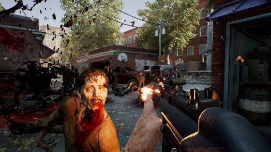 Closed beta for Overkill's The Walking Dead now open on PC for players who pre-order