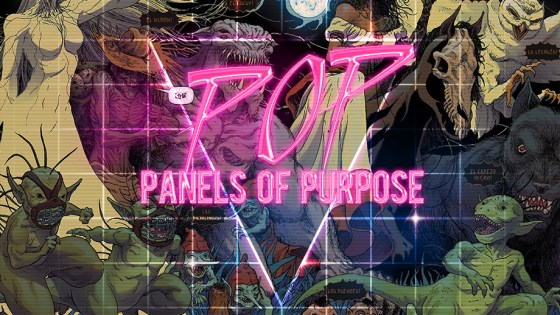 Monthly POP: Panels of Purpose - October 2018