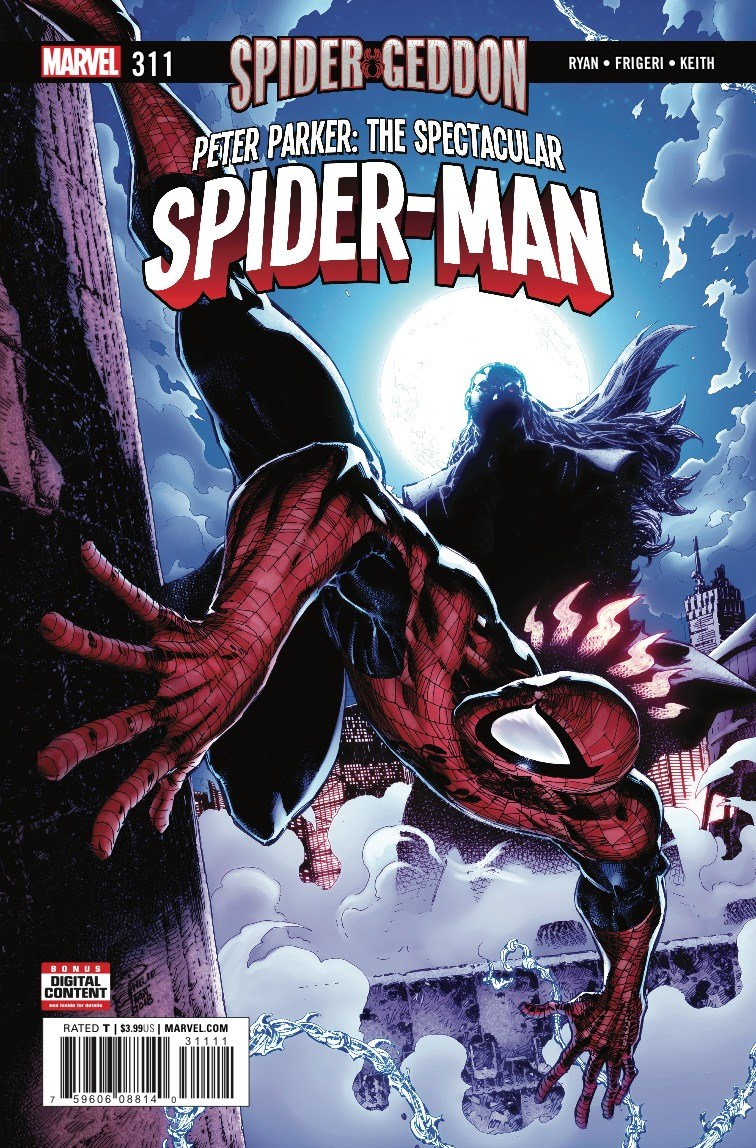 Peter Parker: The Spectacular Spider-Man #311 Review