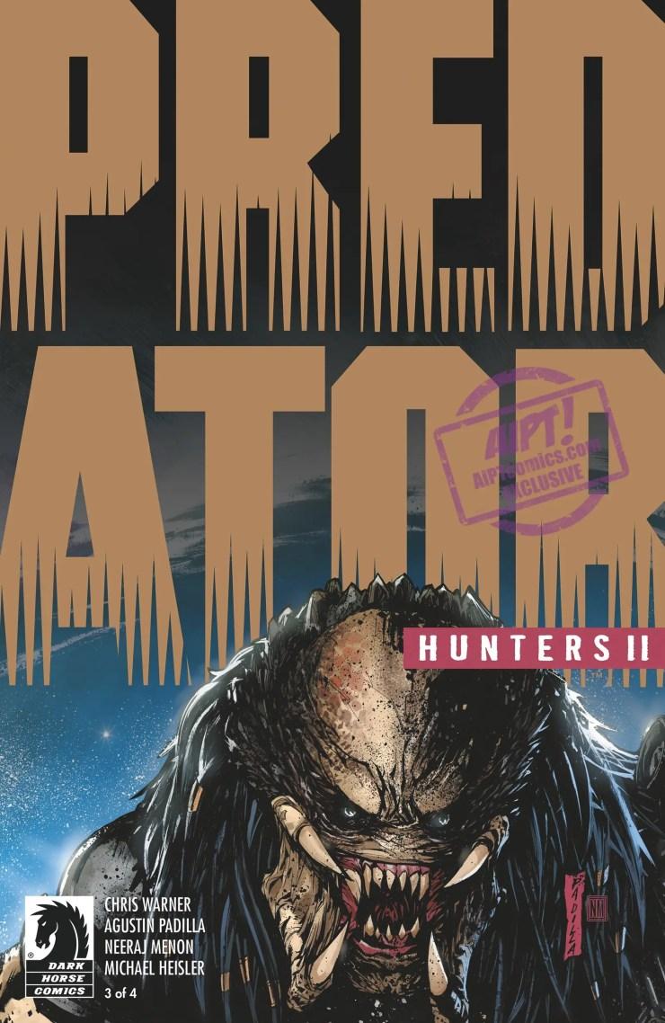 [EXCLUSIVE] Dark Horse Preview: Predator: Hunters II #3