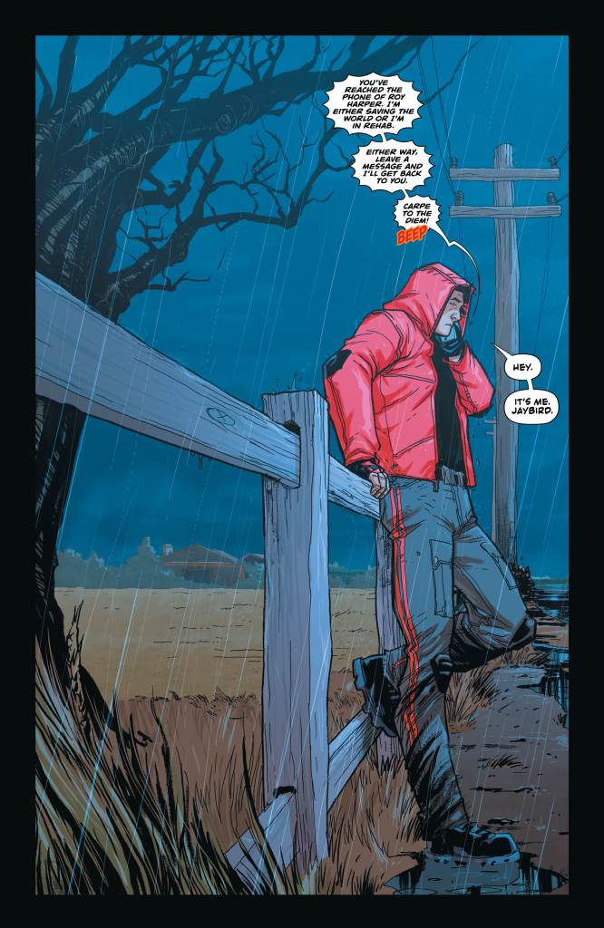 Red Hood: Outlaw #27 review: Feels like a 15-page, tacked on afterthought