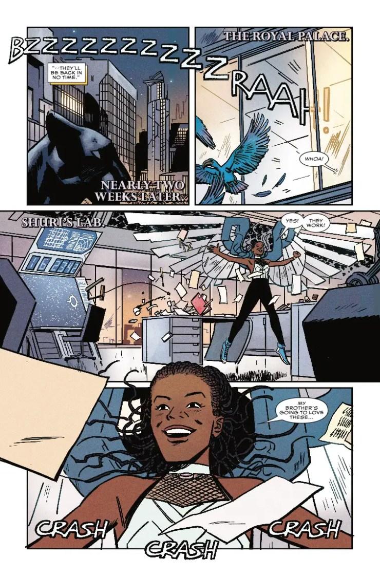 Marvel Preview: Shuri #1