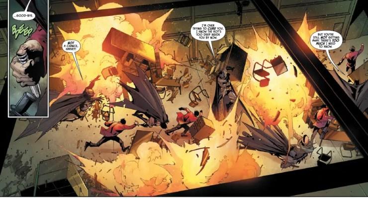 Detective Comics #990 Review