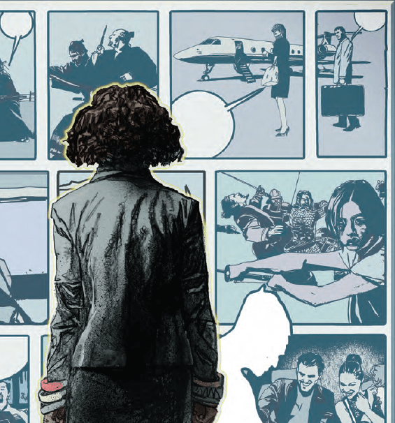 Cover #2 Review