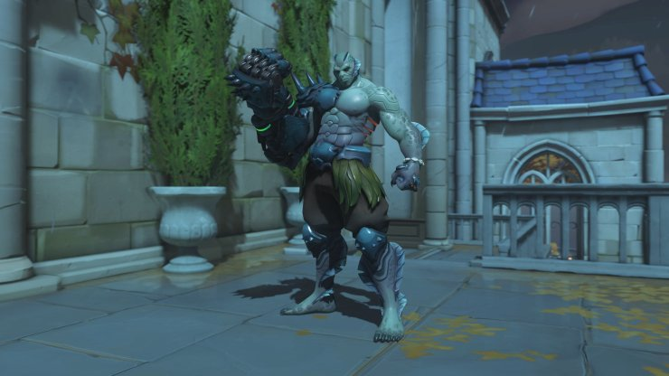 Check out the new skins for Overwatch's Halloween Terror event