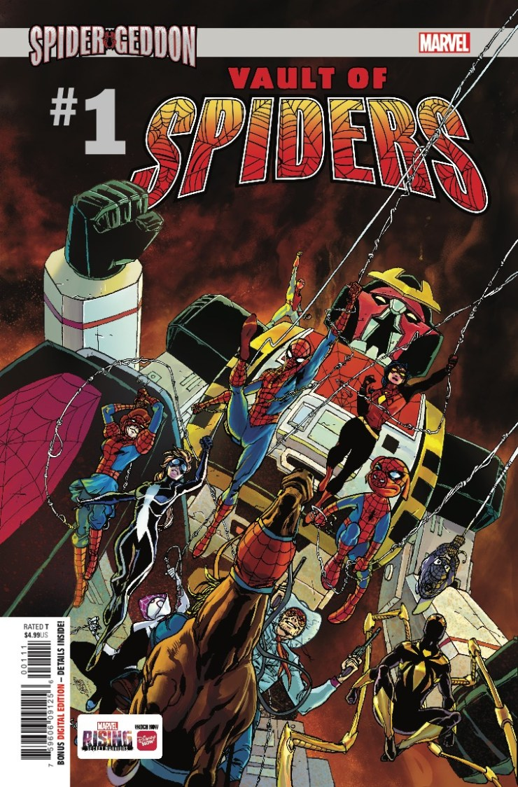 Marvel Preview: Vault of Spiders #1