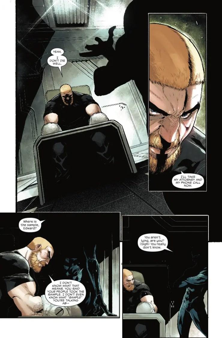 Venom #7 Review