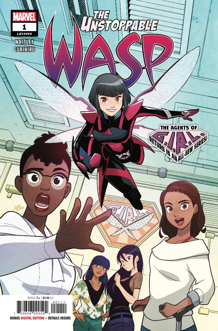 Marvel Preview: The Unstoppable Wasp #1