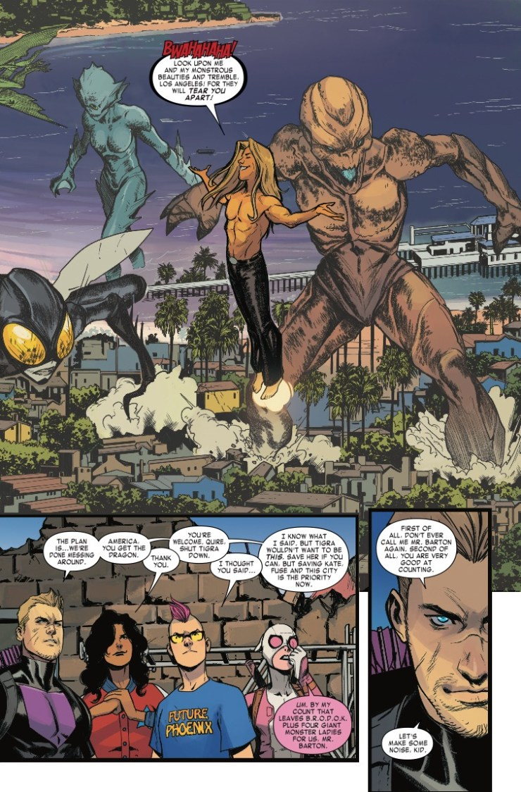 Marvel Preview: West Coast Avengers #3