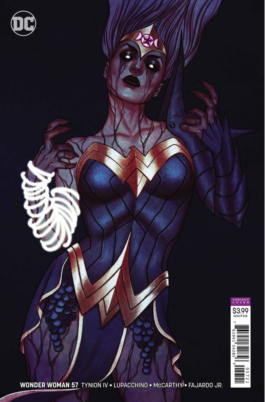Wonder Woman #57 review: A tipping point