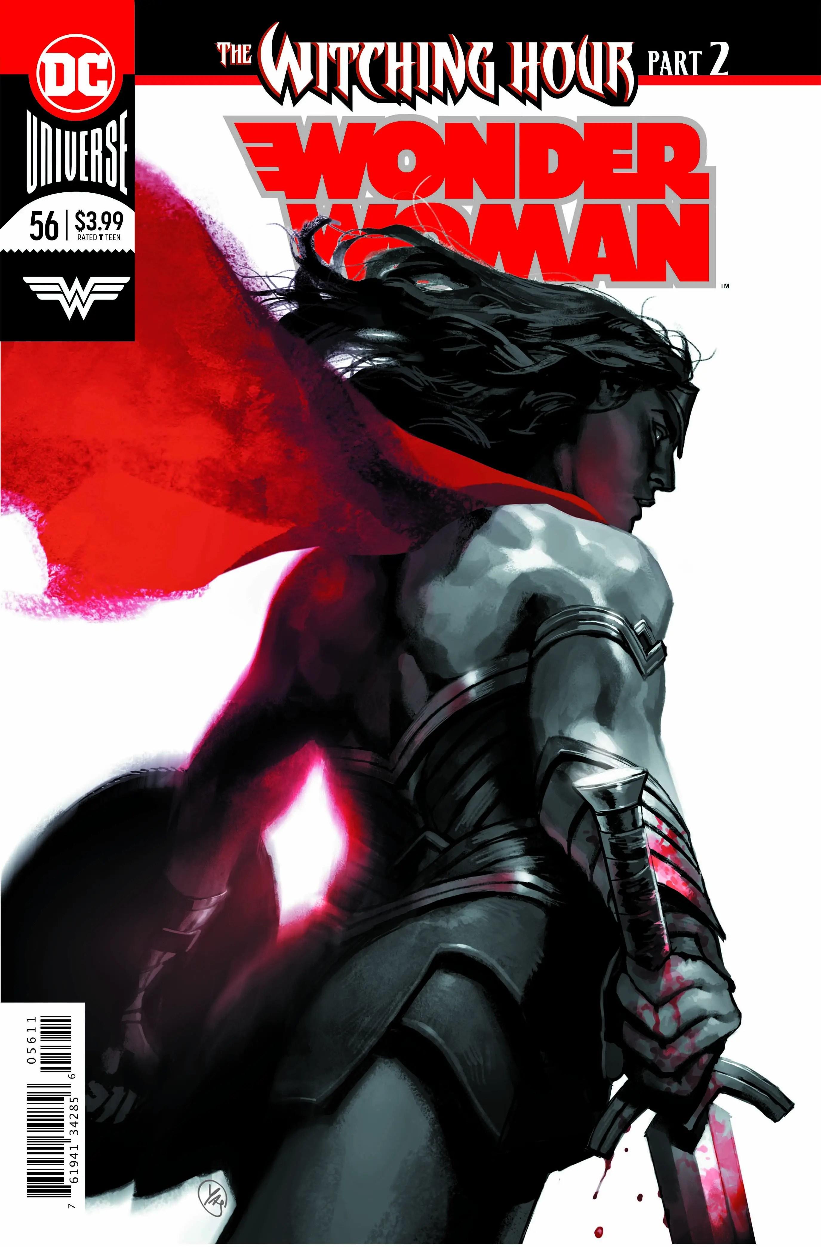 Wonder Woman #56 review: Sophomore slump