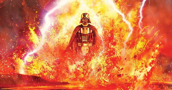 Charles Soule's Darth Vader run will come to a close with this December's Darth Vader #25.